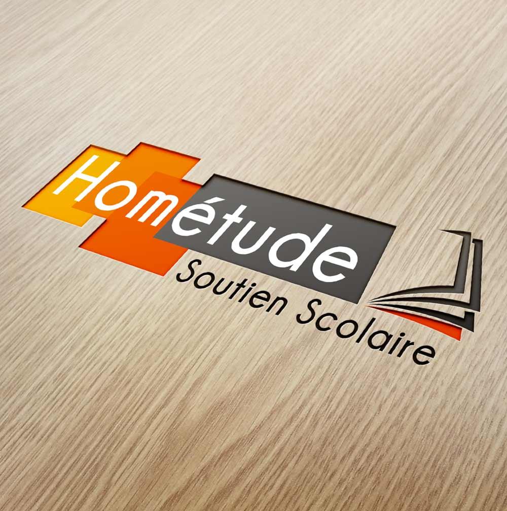 Création d'un logo pour soutien scolaire