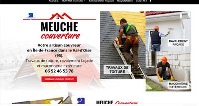 Dezz.fr : Réalisation de site web et blog