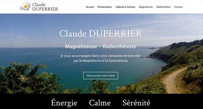Dezz.fr : Réalisation de site web et blog : Magnétiseuse – Radiesthésiste